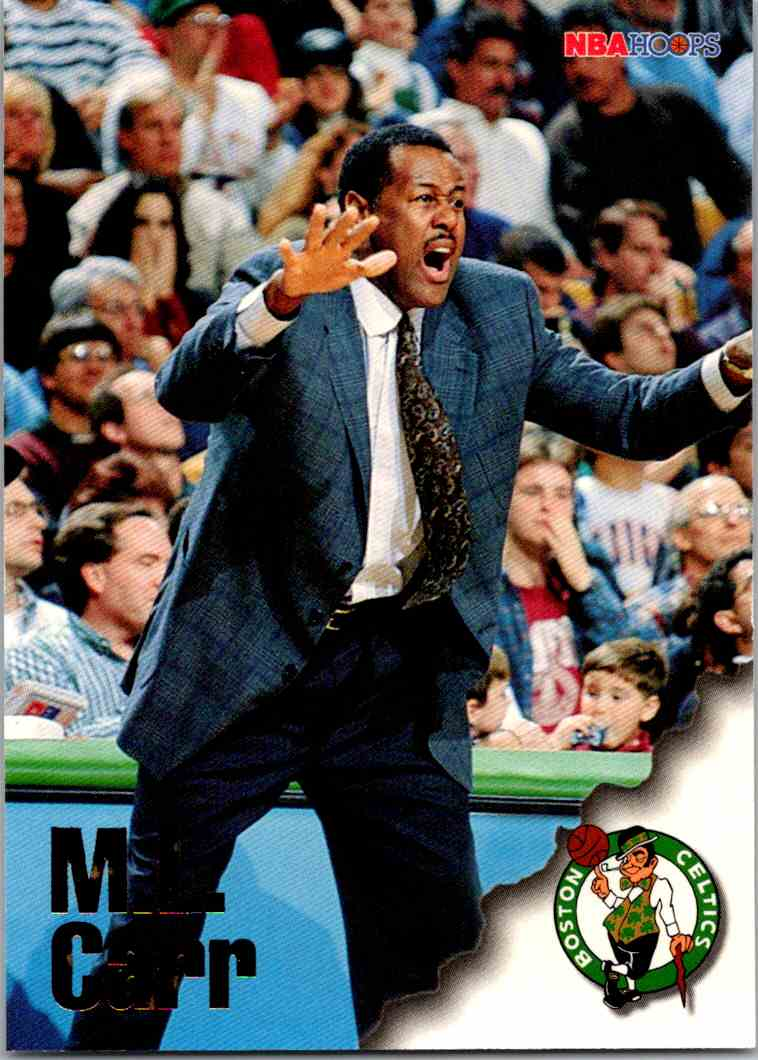 1997-98 NBA Hoops M.L. Carr #250 card front image
