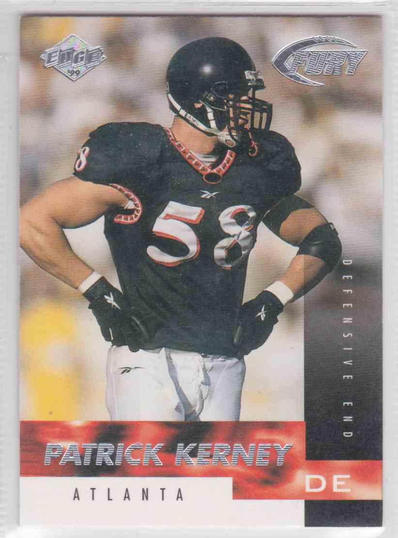 new product 5abe1 e73dc 1999 Collector's Edge Fury Patrick Kerney #178 on Kronozio
