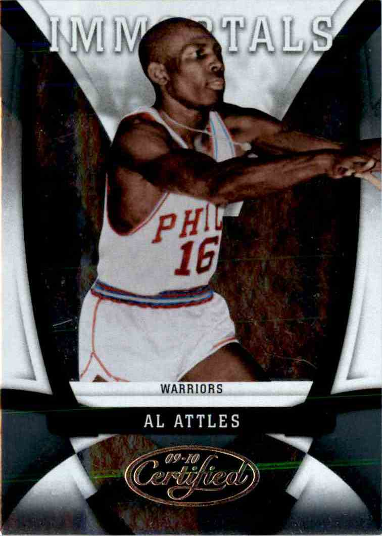 1 Al Attles trading cards for sale
