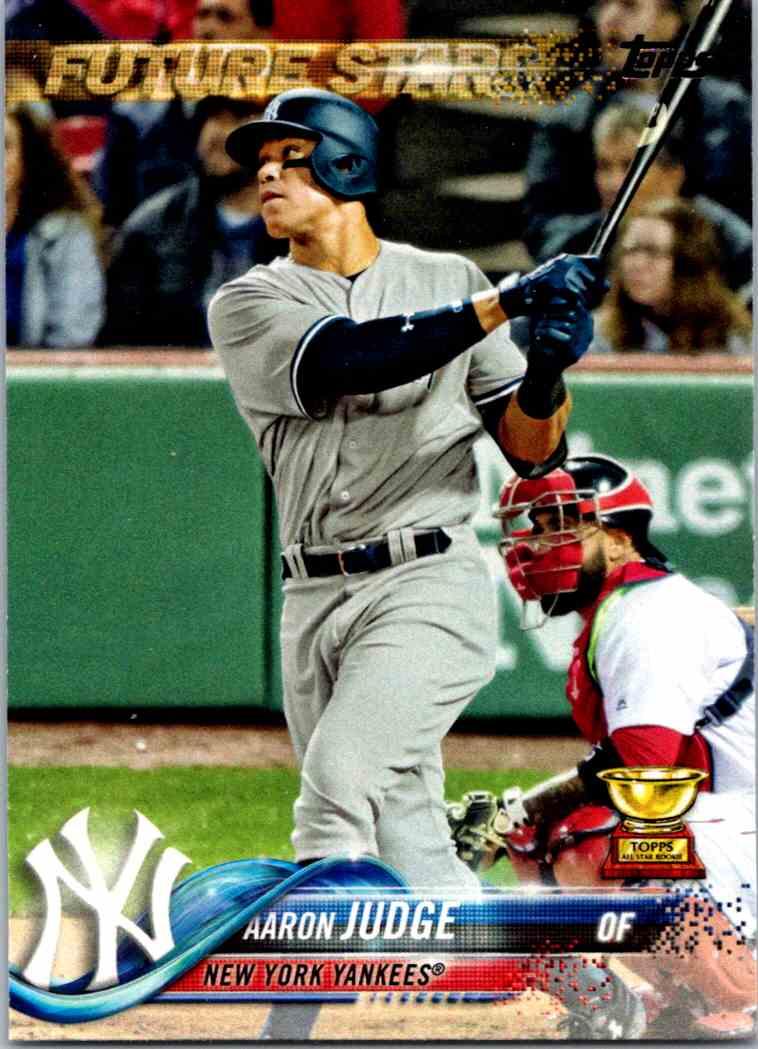 Yankees FREE SHIP! Aaron Judge 2019 Donruss Diamond Kings  #2