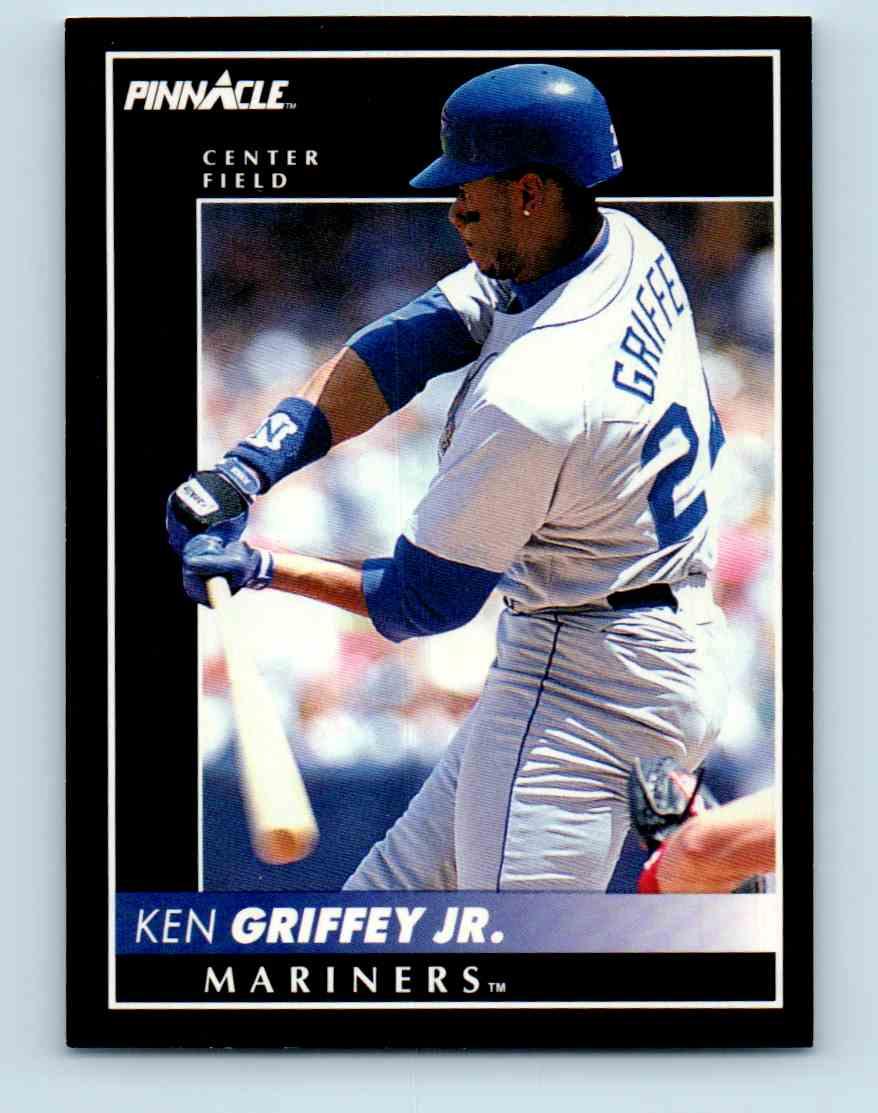 e408a910e2 1992 Pinnacle Ken Griffey JR. #549 on Kronozio