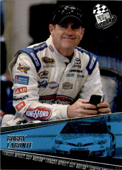 2014 Press Pass Bobby Labonte #22 card front image