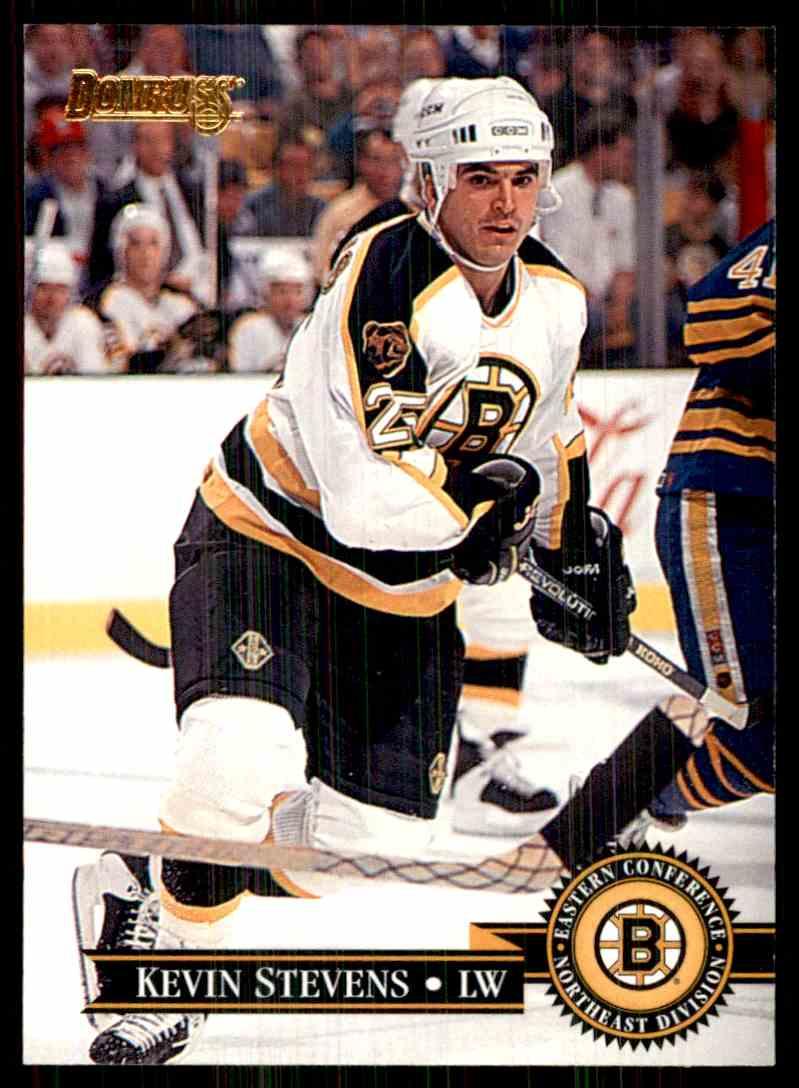 1995-96 Donruss Kevin Stevens #221 card front image