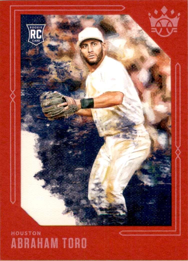 2020 Diamond Kings Red Frame Abraham Toro #99 card front image