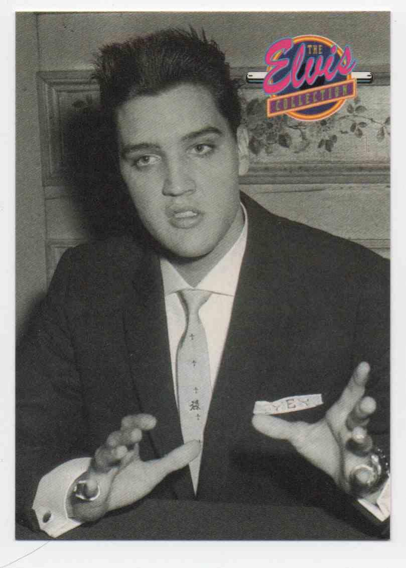 1992 The Elvis Collection Elvis In Paris 511 On Kronozio