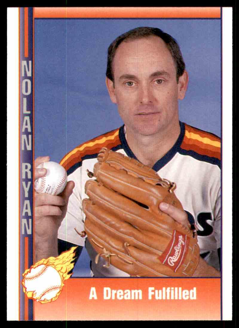 1991 Pacific Ryan Texas Express I Nolan Ryana Dream