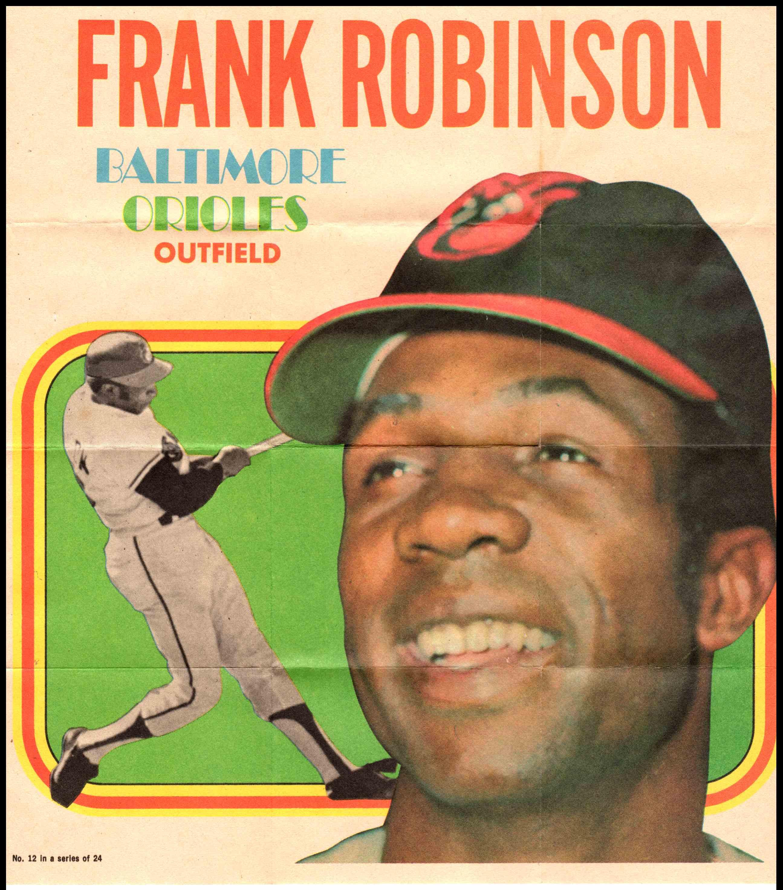 1965 Baltimore Orioles Baltimore Orioles Frank Robinson