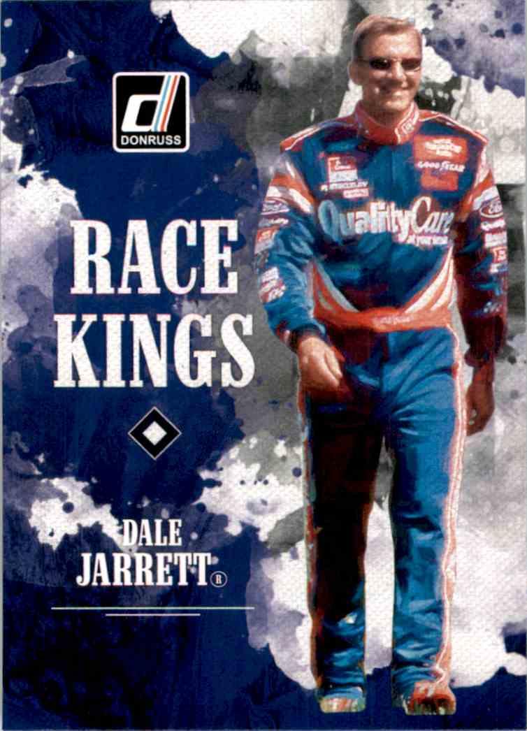 2019 Donruss Dale Jarrett #10 card front image