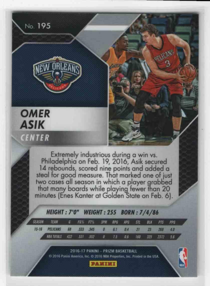 Omer asik trade options