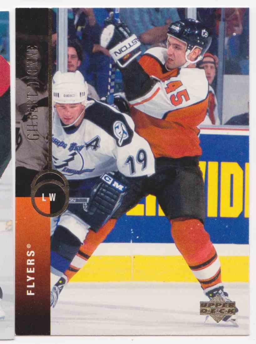 1994-95 Upper Deck Gilbert Dionne #384 card front image