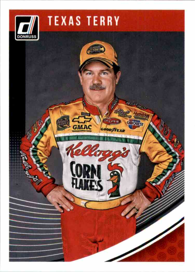 2019 Donruss Terry Labonte #29 card front image