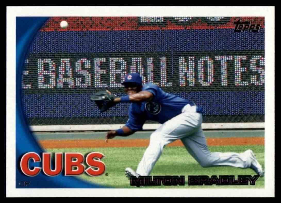 2010 Topps Milton Bradley #306 card front image