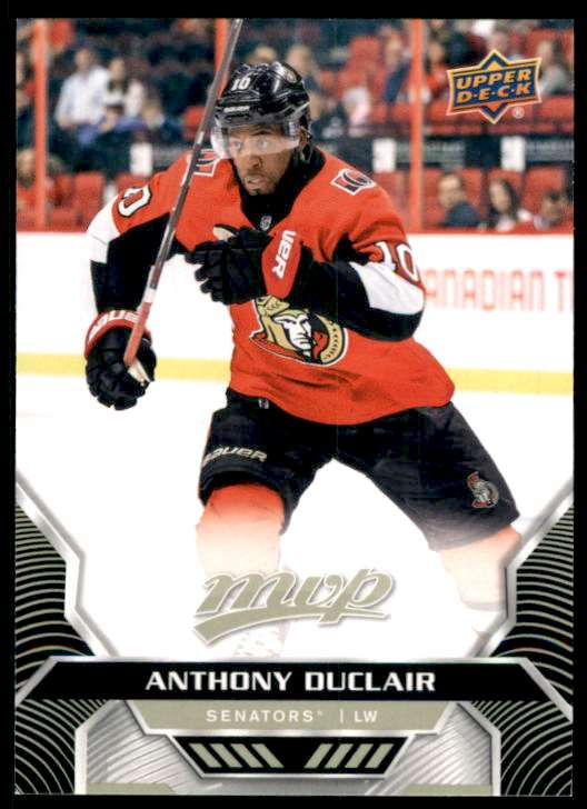 2020-21 Upper Deck MVP Anthony Duclair #94 card front image
