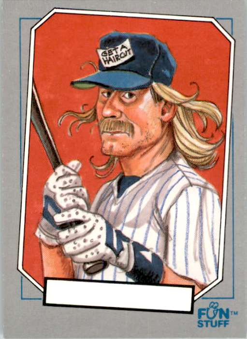 1992 Confex Baseball Enquirer Dan Gladden #53 card front image