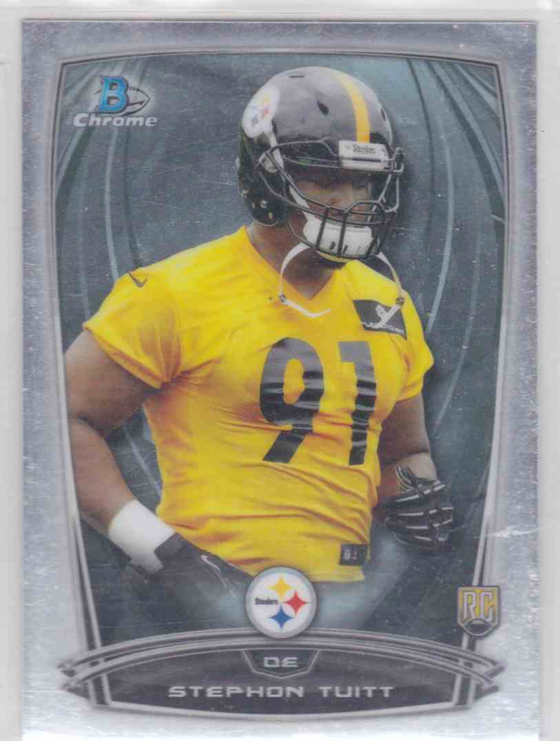 28 Stephon Tuitt trading cards for sale