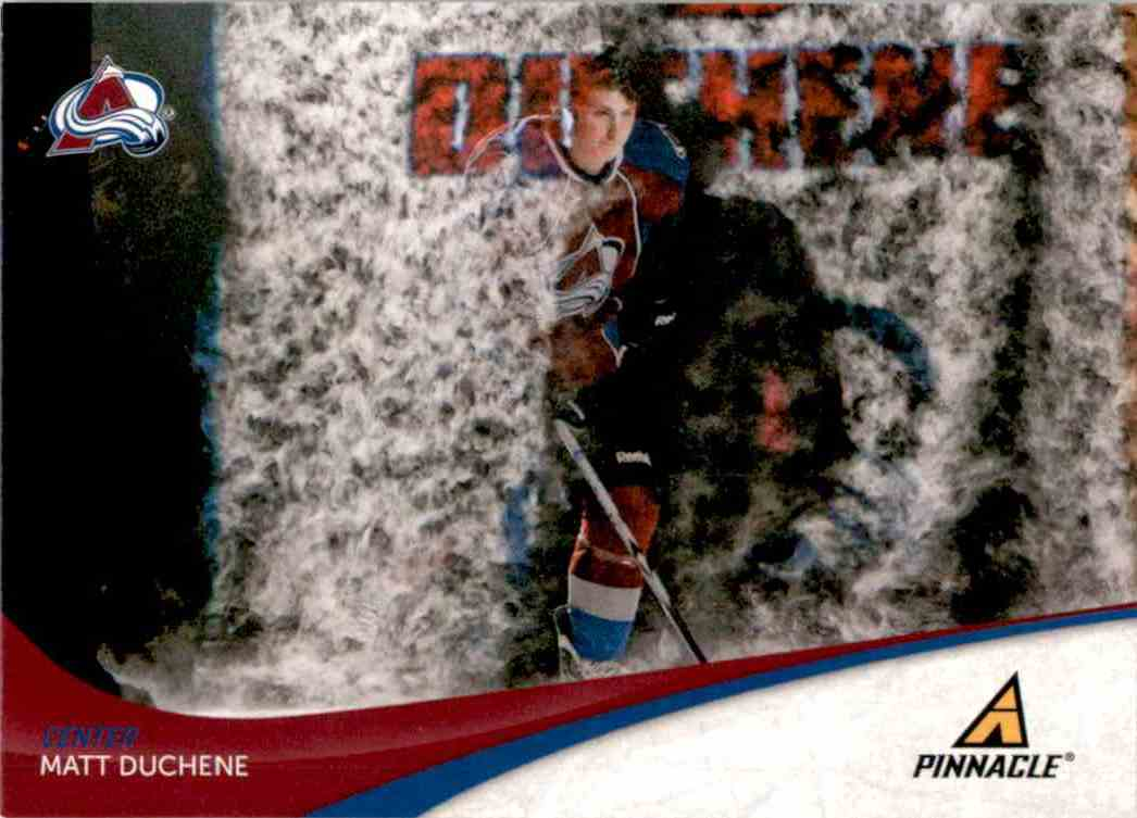 2011-12 Pinnacle Matt Duchene #109 card front image