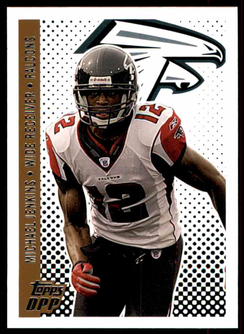 2014 Topps Draft Picks And Prospects Michael Jenkins #94 card front image