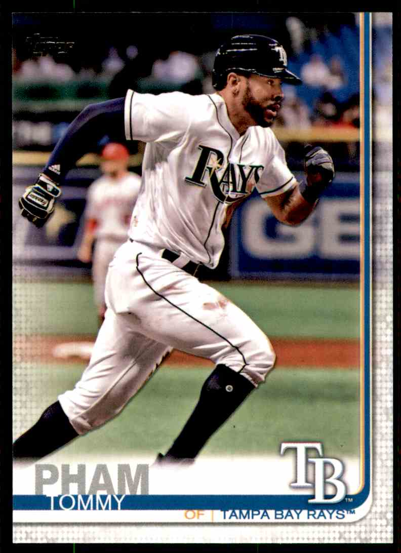 2019 Topps Tommy Pham #175 card front image