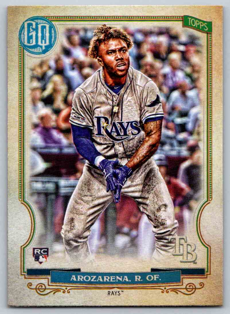 2020 Topps Gypsy Queen Base Randy Arozarena #68 card front image