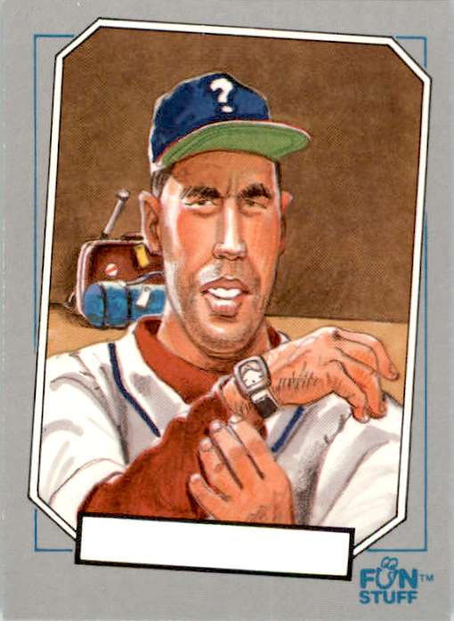 1992 Confex Baseball Enquirer Scott Bailes #35 card front image