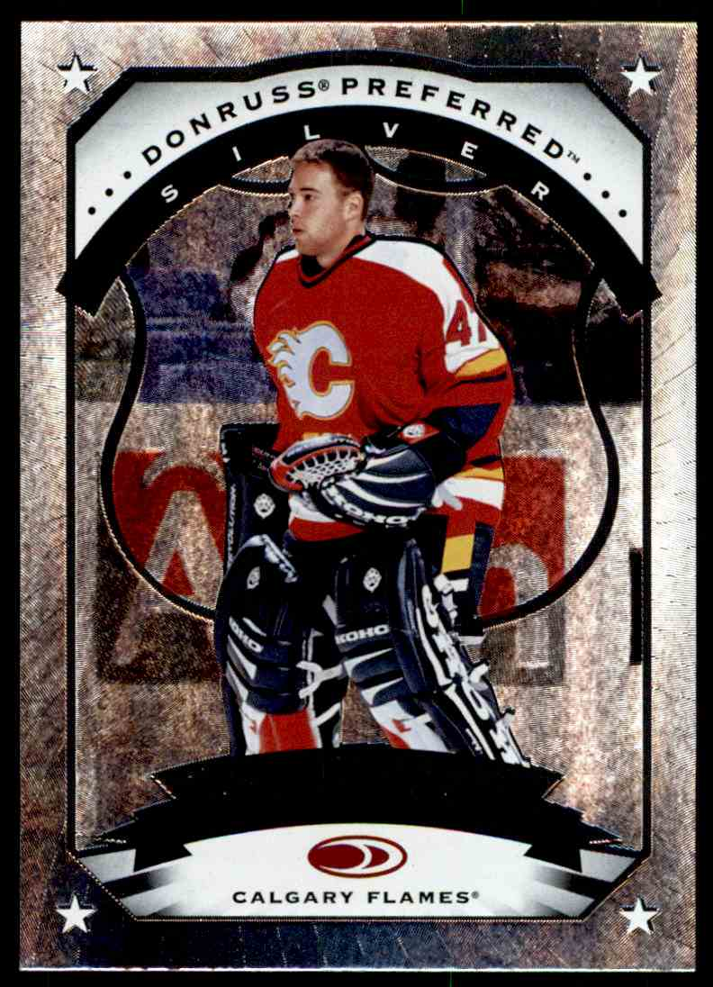 1997-98 Donruss Preferred Jean-Sebastien Giguere #160 card front image