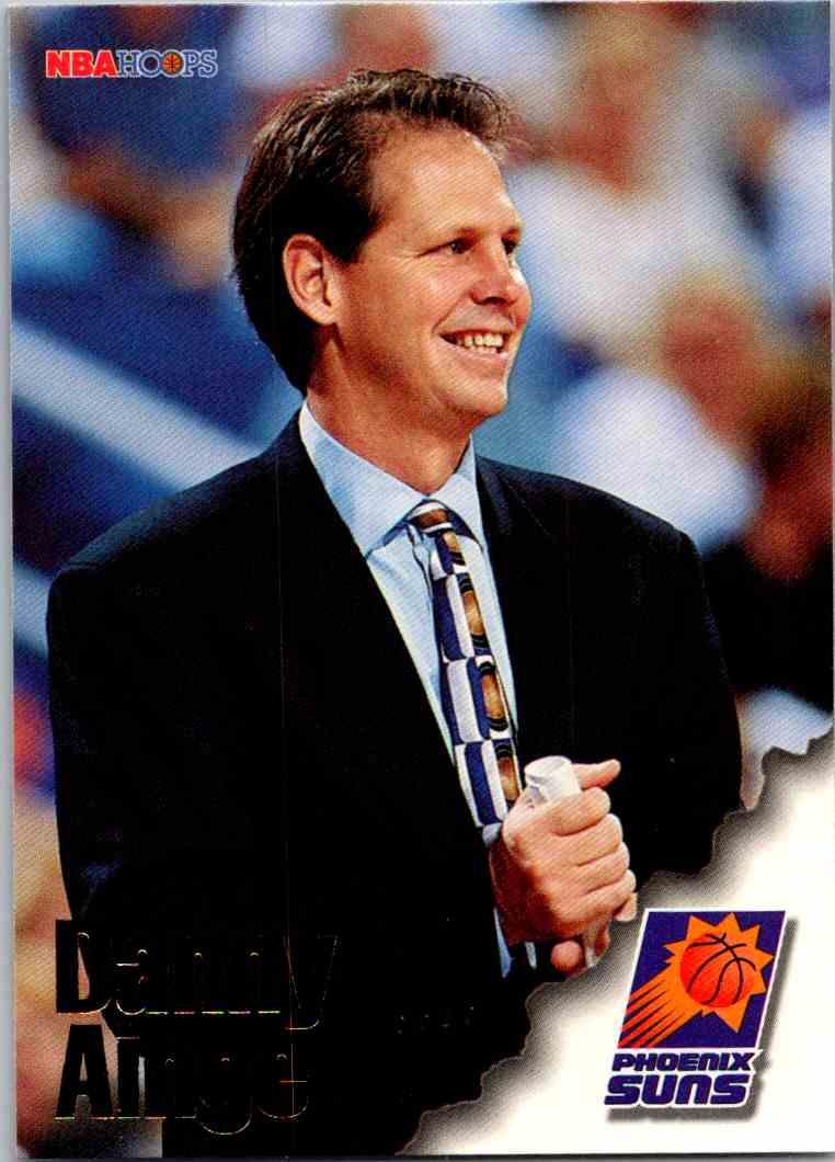1997-98 NBA Hoops Danny Ainge #269 card front image
