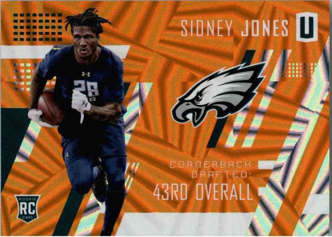 2017 Panini Unparalleled Class Of... Sidney Jones #229 card front image