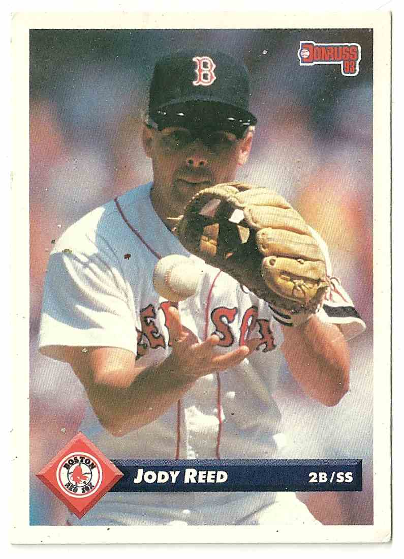 1993 Donruss Jody Reed #165 card front image