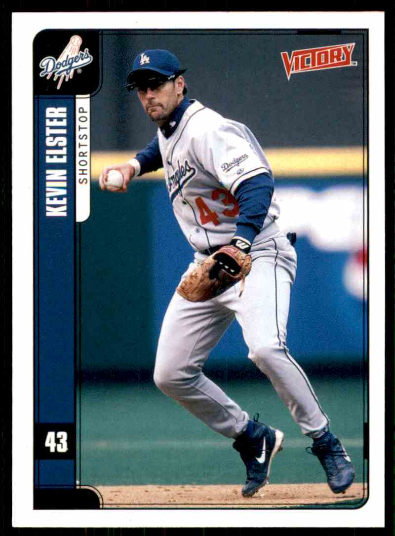 2001 Upper Deck Victory Dave Veres #376 card front image