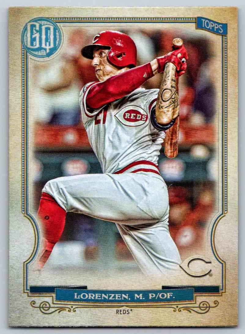 2020 Topps Gypsy Queen Base Michael Lorenzen #151 card front image