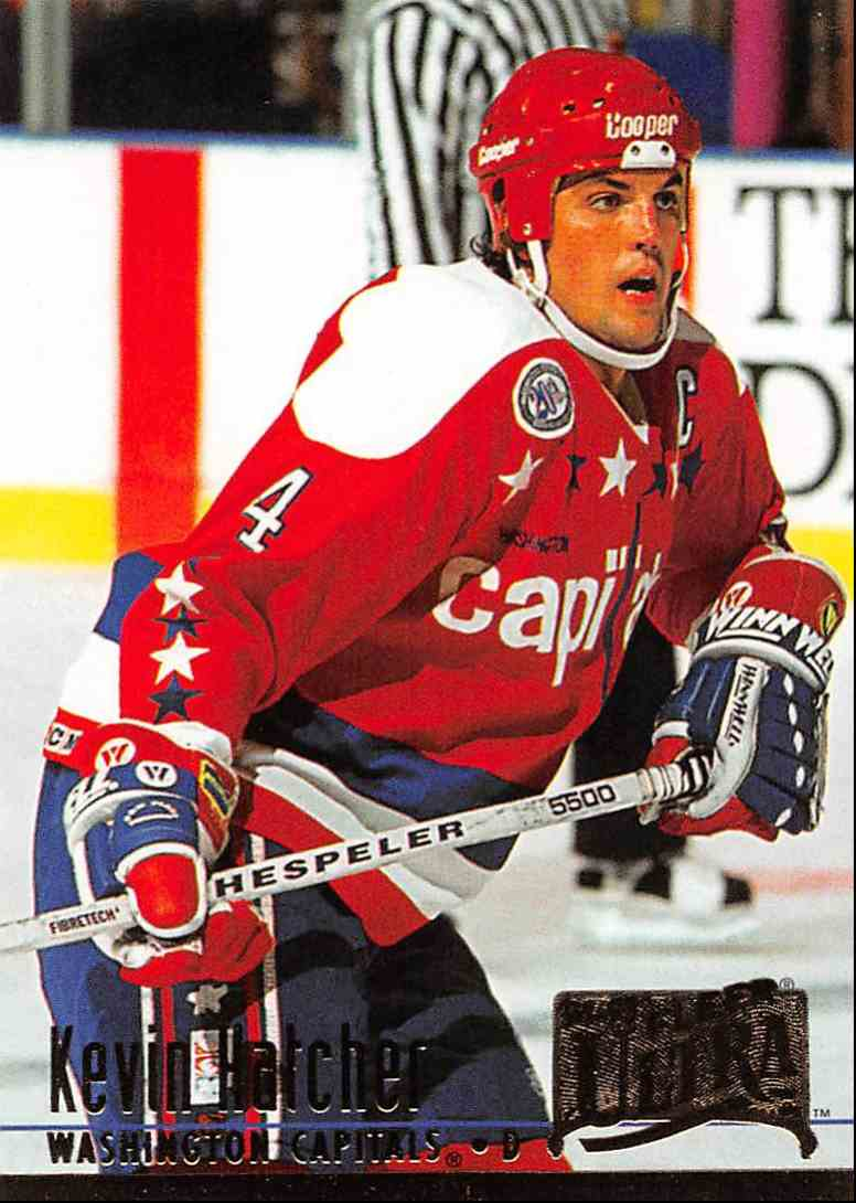 1994-95 Ultra Kevin Hatcher #233 card front image