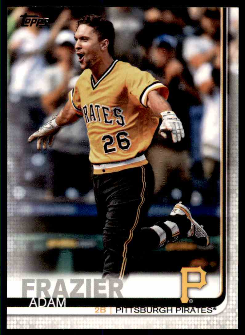 2019 Topps Series 2 Adam Frazier #635 card front image