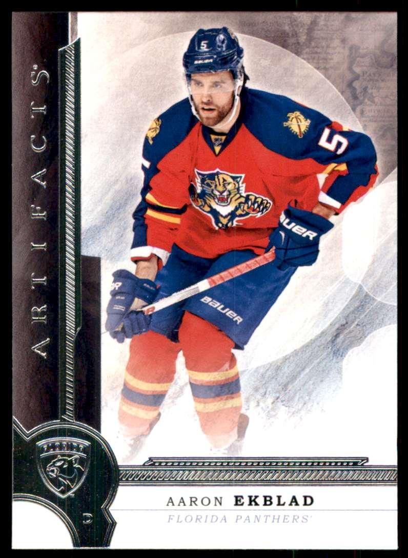 2016-17 Artifacts Aaron Ekblad #30 card front image
