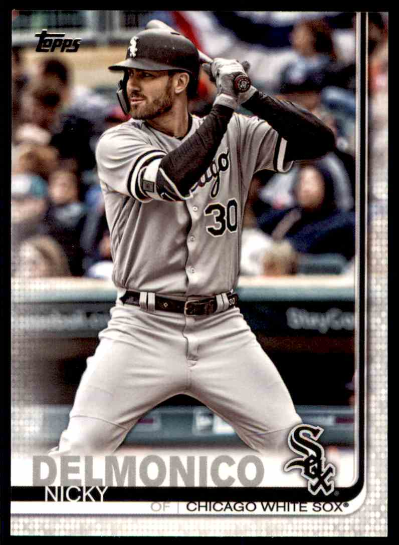 2019 Topps Series 2 Nicky Delmonico #577 card front image