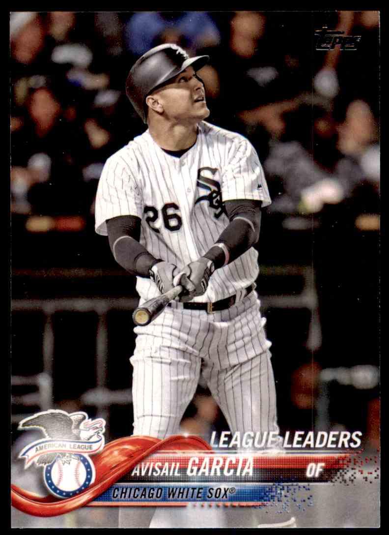 Avisail Garcia Chicago White Sox Baseball Player Jersey