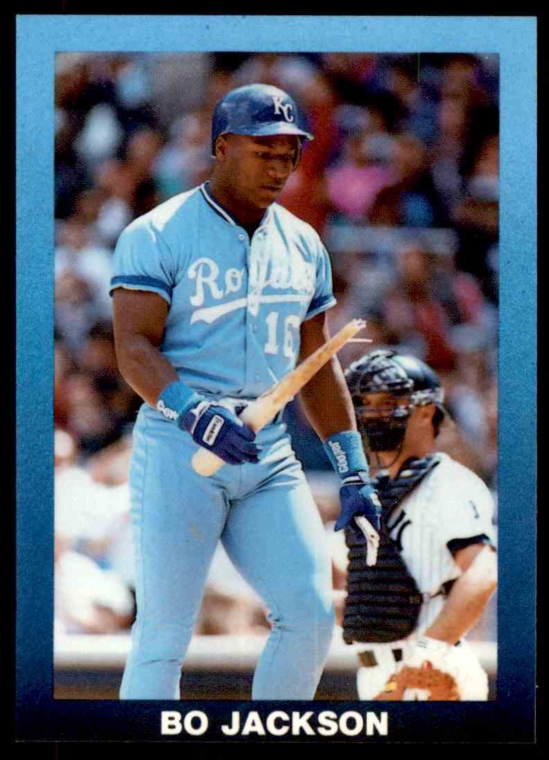 1993 Broken Bat Bo Jackson On Kronozio