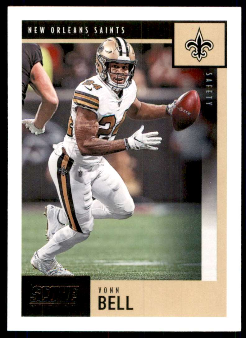 2020 Score Vonn Bell #274 card front image