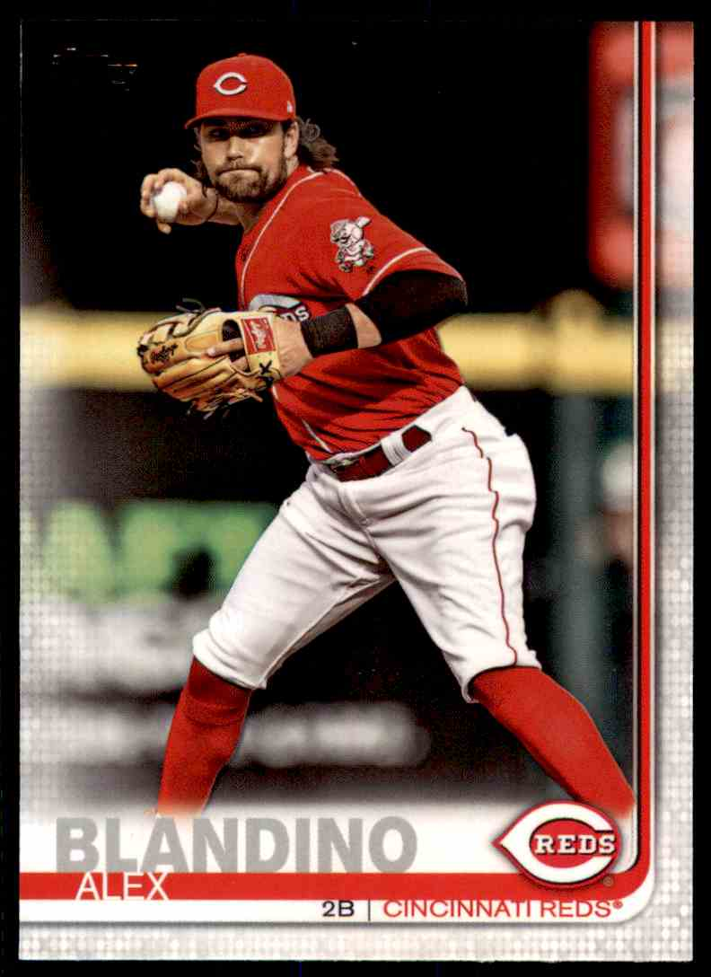 2019 Topps Series 2 Alex Blandino #374 card front image