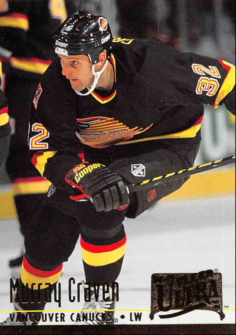 1994-95 Ultra Murray Craven #223 card front image