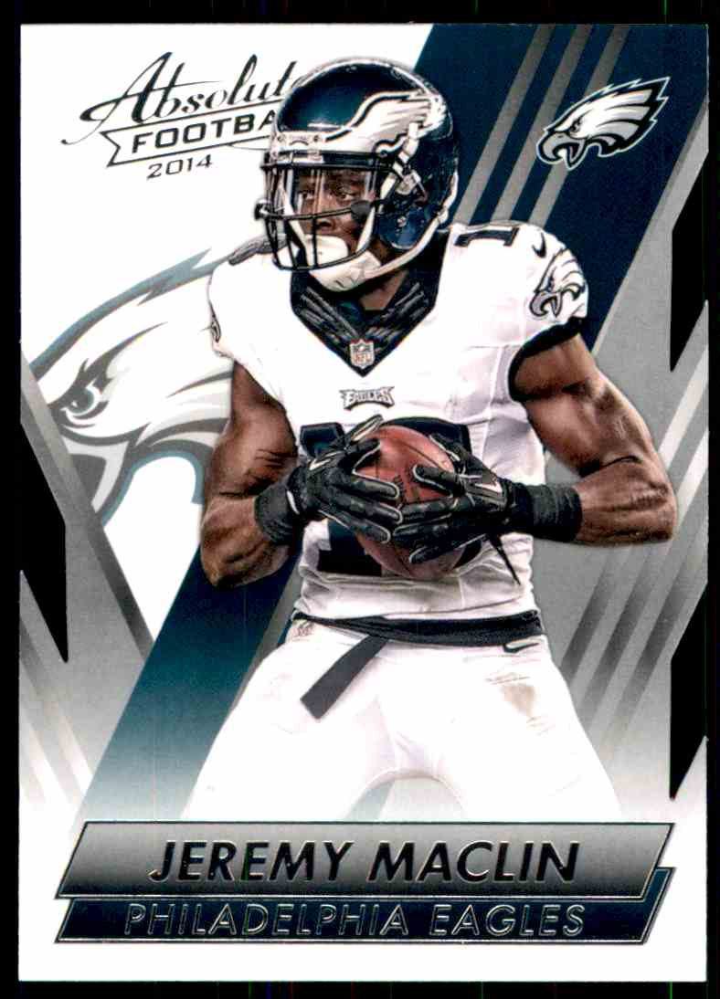 2014 Absolute Retail Jeremy Maclin #93 card front image