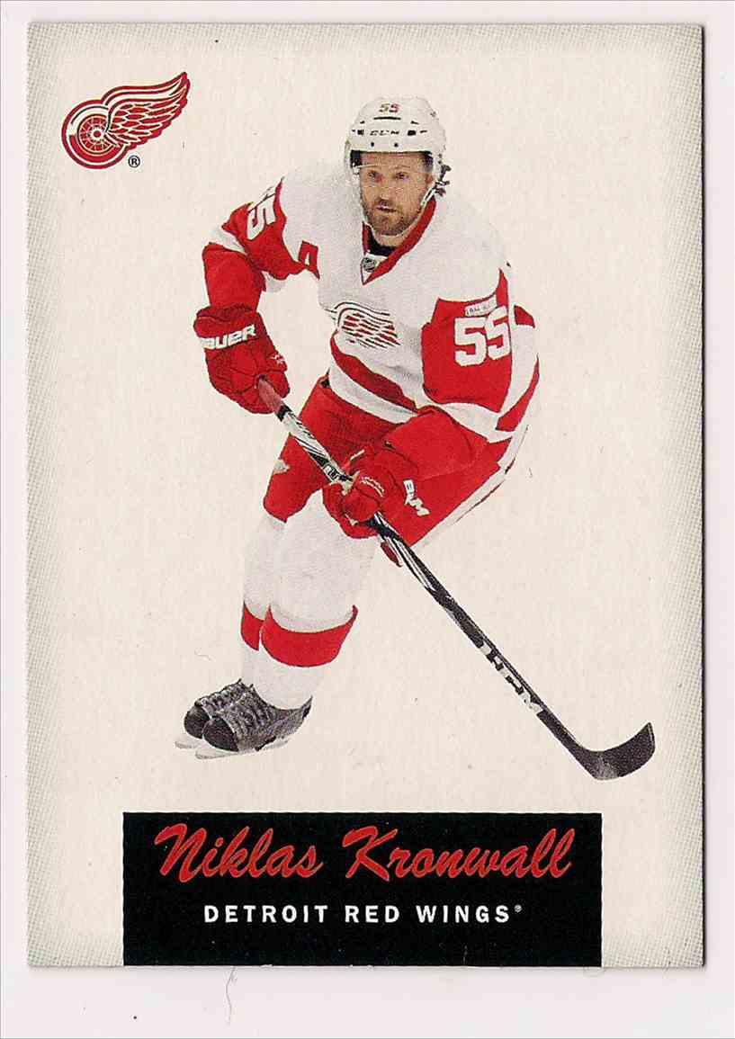 2012-13 O-Pee-Chee Retro Niklas Kronwall #347 card front image