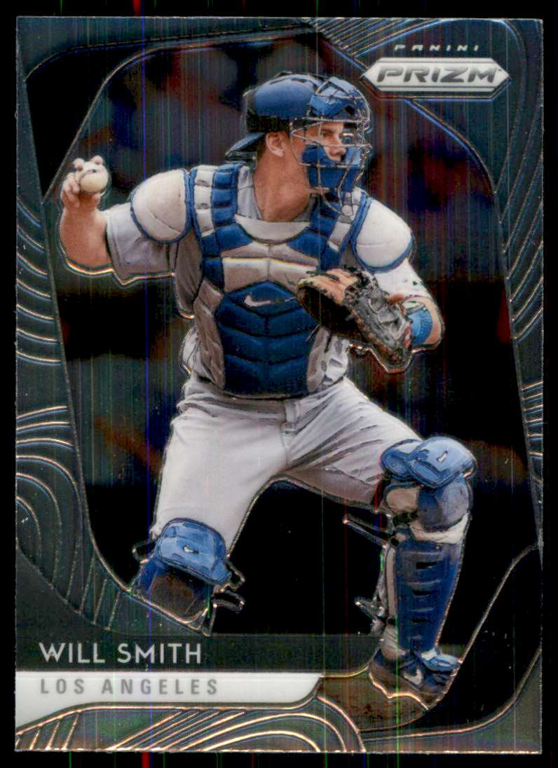 2020 Panini Prizm Will Smith #235 card front image