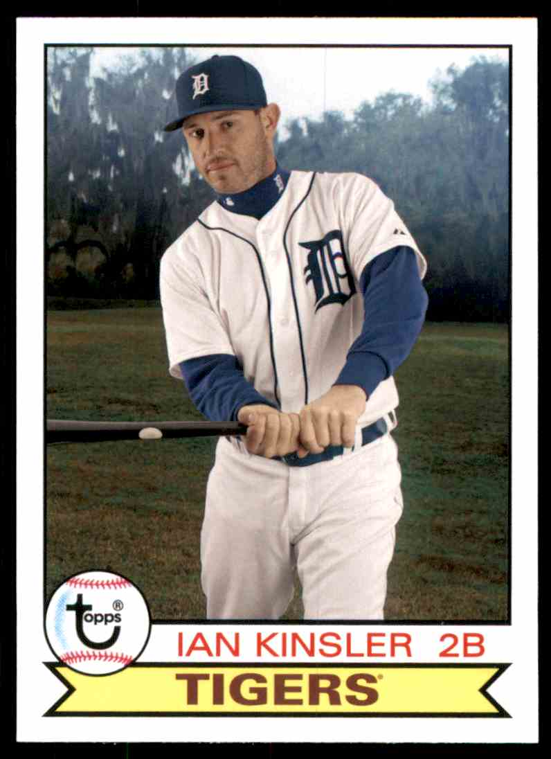 2016 Topps Archives Ian Kinsler #152 card front image