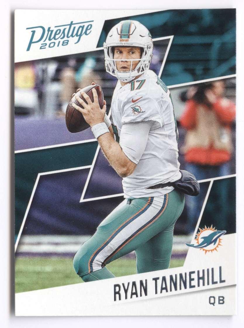 2018 Panini Prestige Ryan Tannehill #44 card front image