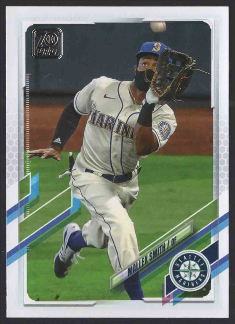 2021 Topps Mallex Smith #247 card front image