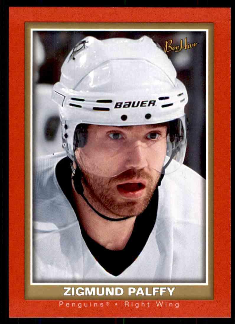 2004-05 Beehive Zigmund Palffy #73 card front image