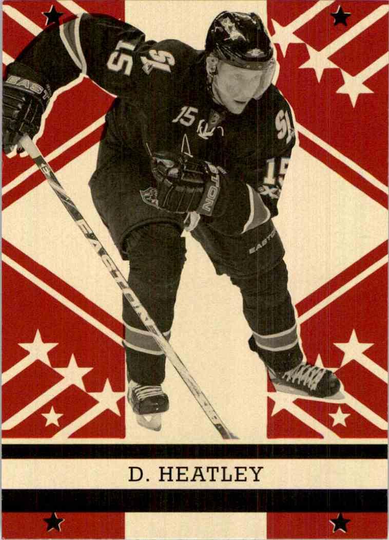 2011-12 O-Pee-Chee Retro Dany Heatley #435 card front image
