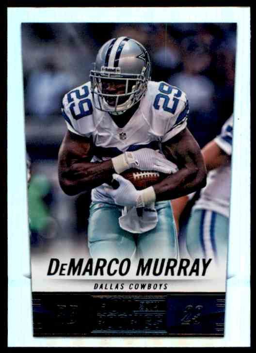 2014 Panini Hot Rookies DeMarco Murray #61 card front image