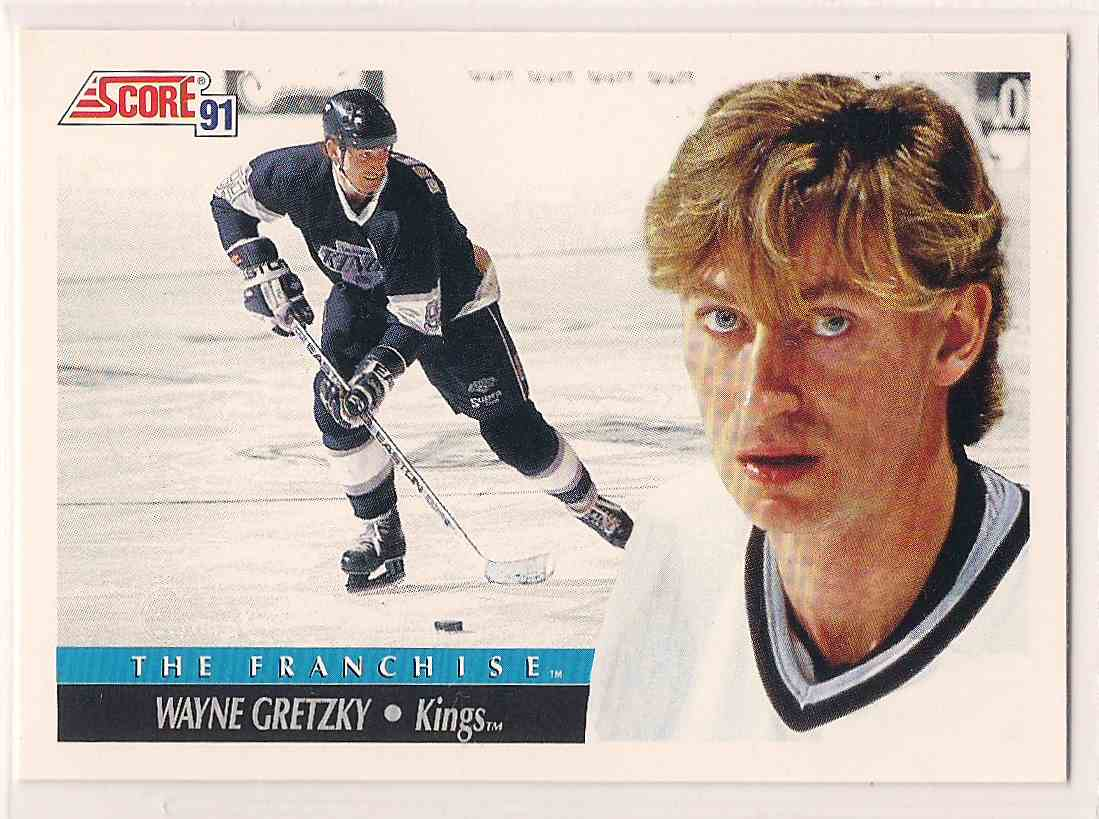 10 Most Expensive Hockey Cards From The 1990s Gold Card Auctions