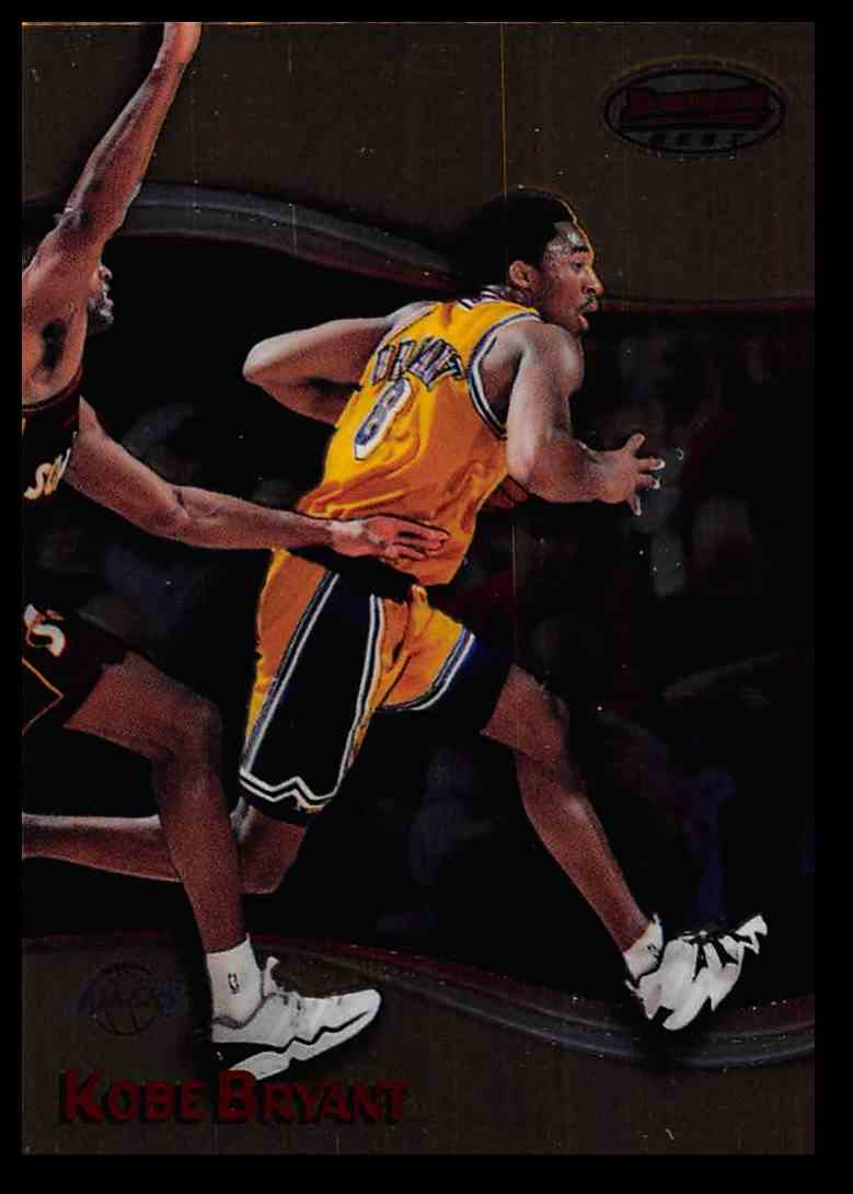 1997-98 Topps Bowman's Best Kobe Bryant #88 card front image